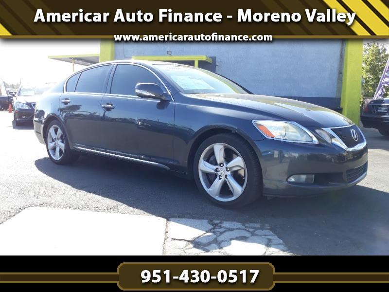 2008 Lexus GS GS 350 Sedan 4D