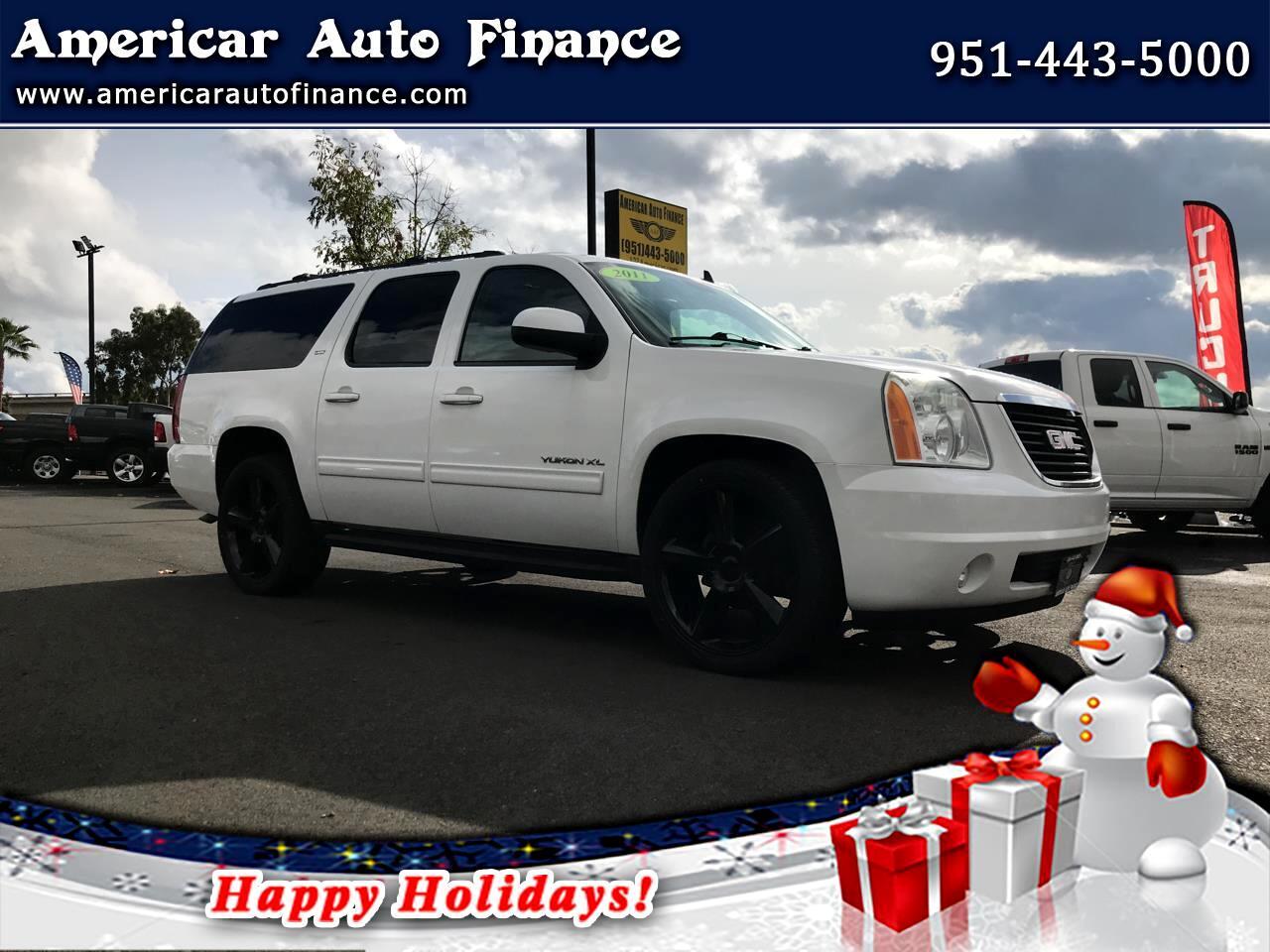 GMC Yukon XL SLT-1 1/2 Ton 2WD 2011