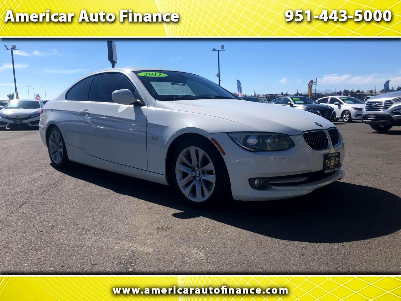 BMW 3-Series 328i Coupe 2012