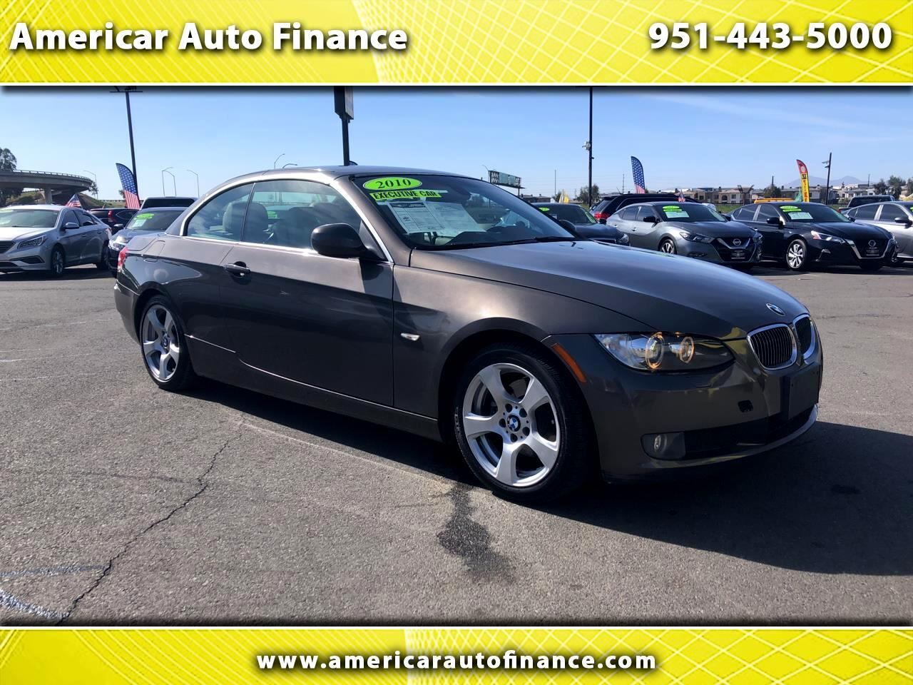 BMW 3-Series 328i Convertible 2010