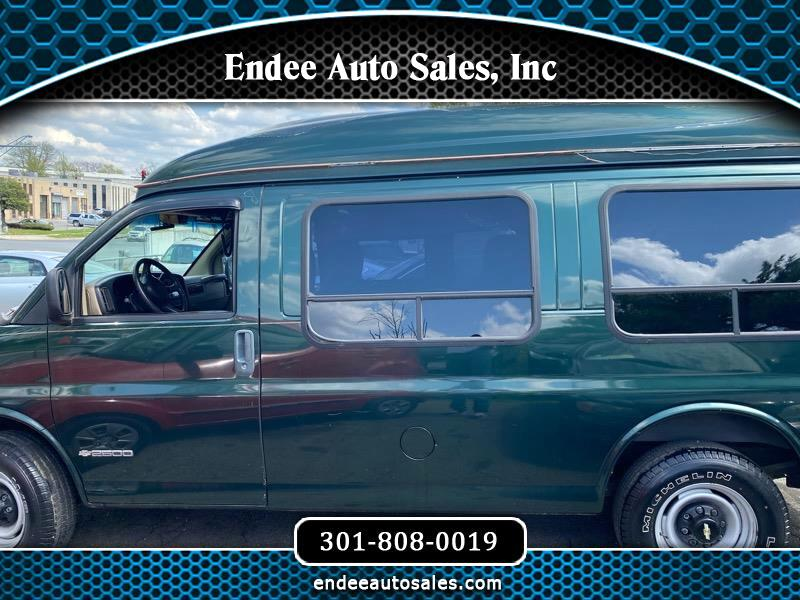 Chevrolet Express 2500 Cargo 2002