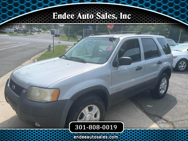 Ford Escape XLT Midnight 2WD 2002