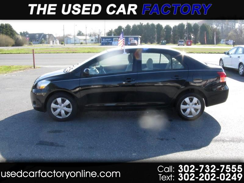 2009 Toyota Yaris Sedan 4-Speed AT