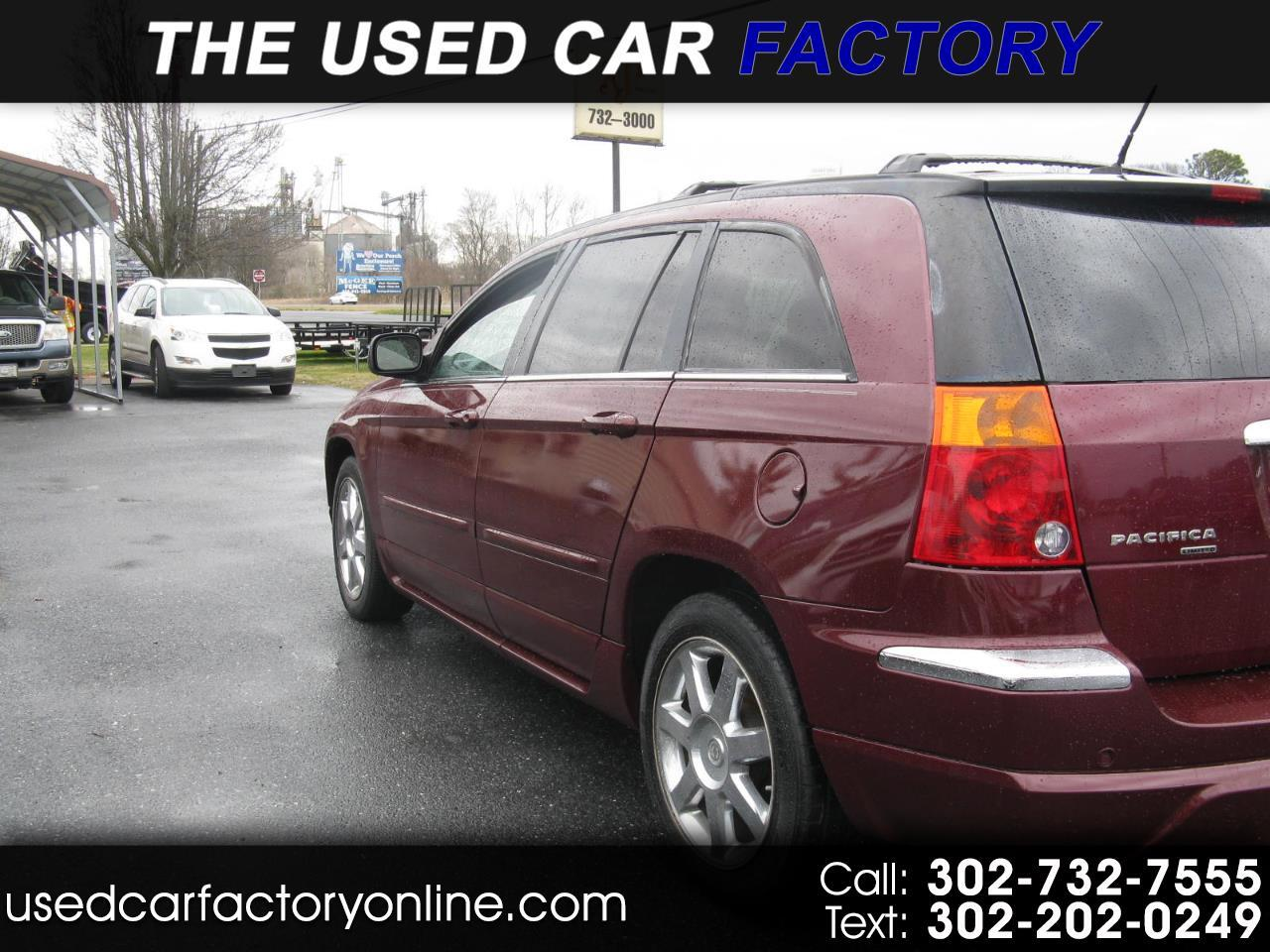 Chrysler Pacifica Limited AWD 2008