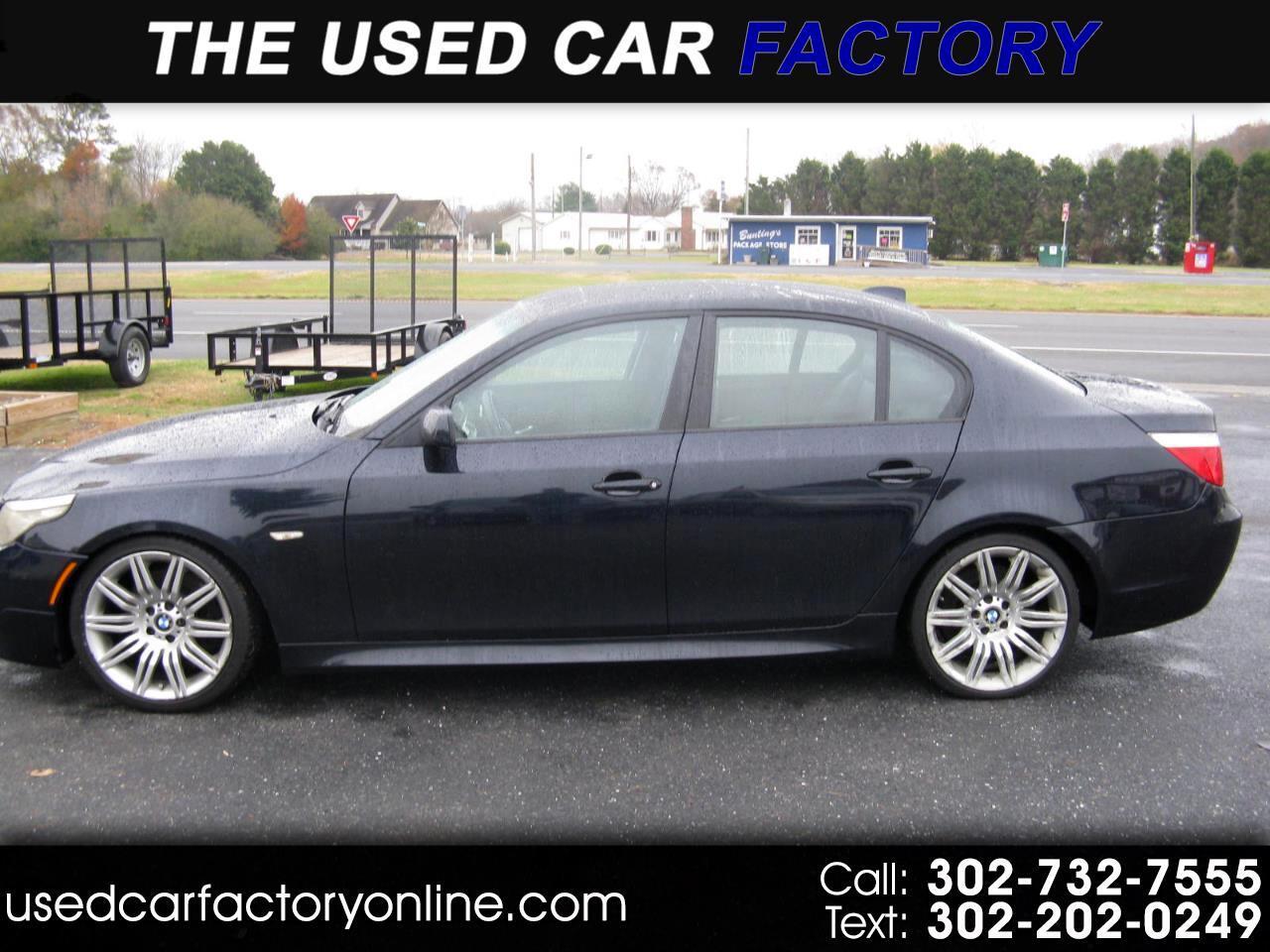 BMW 5-Series 535xi 2008