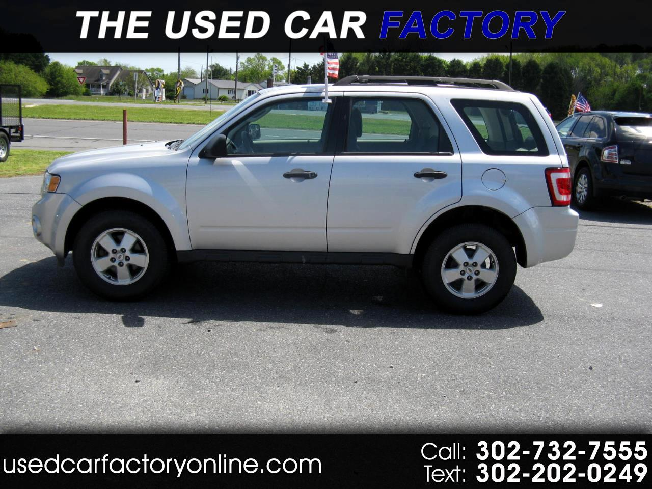 Ford Escape XLS FWD 2011
