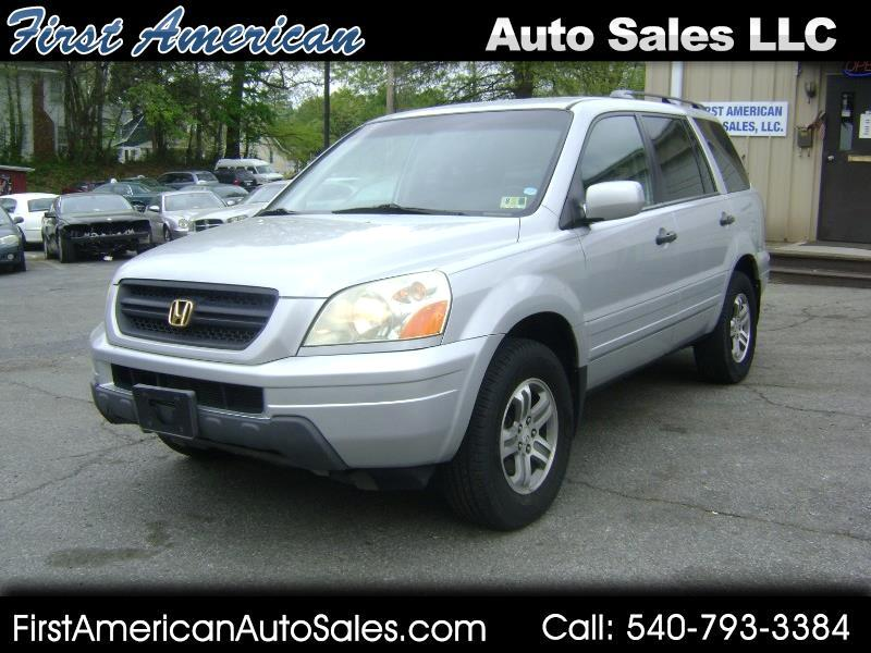 2004 Honda Pilot EX w/ Leather and Nav System