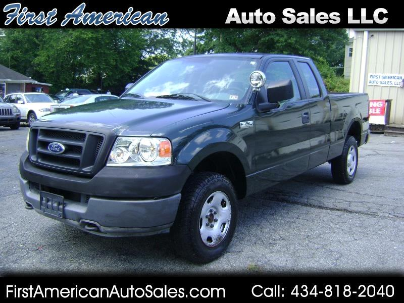 Ford F-150 FX4 SuperCab 4WD 2005