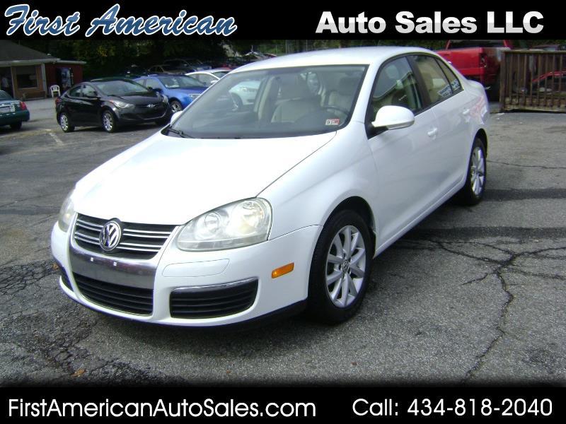 Volkswagen Jetta Limited Editon 2010