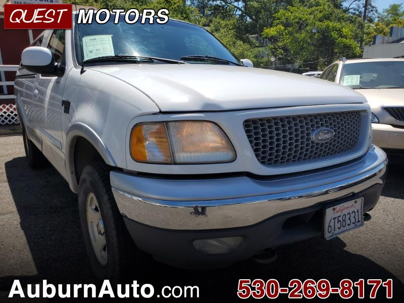 1999 Ford F-150 XLT Reg. Cab Long Bed 4WD