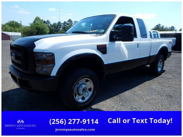 2008 Ford F-250 XL SuperCab 4WD