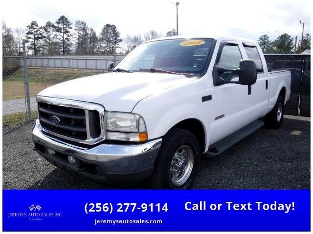 "2004 Ford Super Duty F-250 Crew Cab 156"" XL"