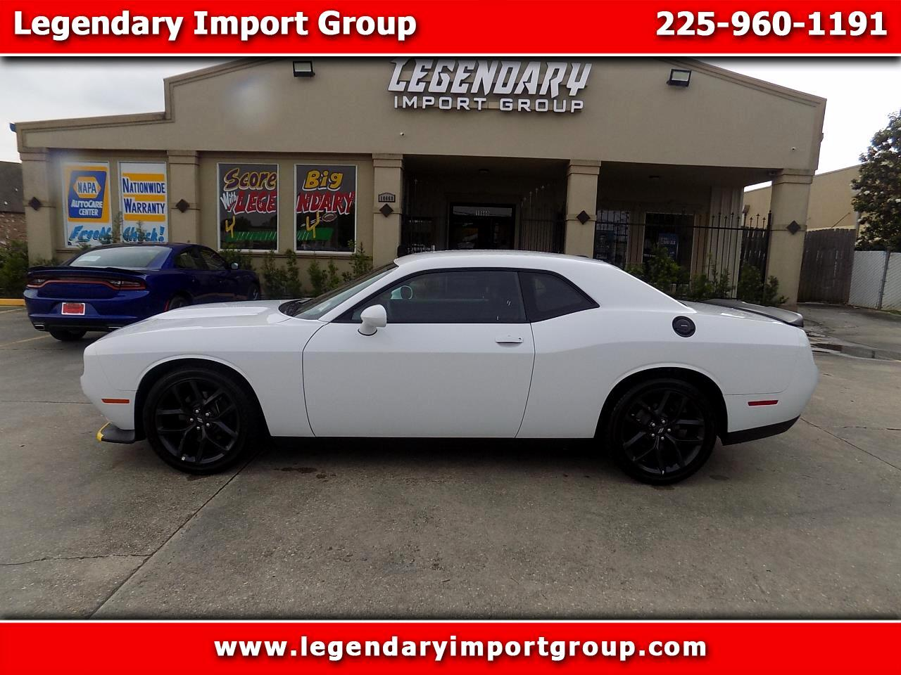 Used 2020 Dodge Challenger Gt Rwd For Sale In Baton Rouge La 70816 Legendary Import Group