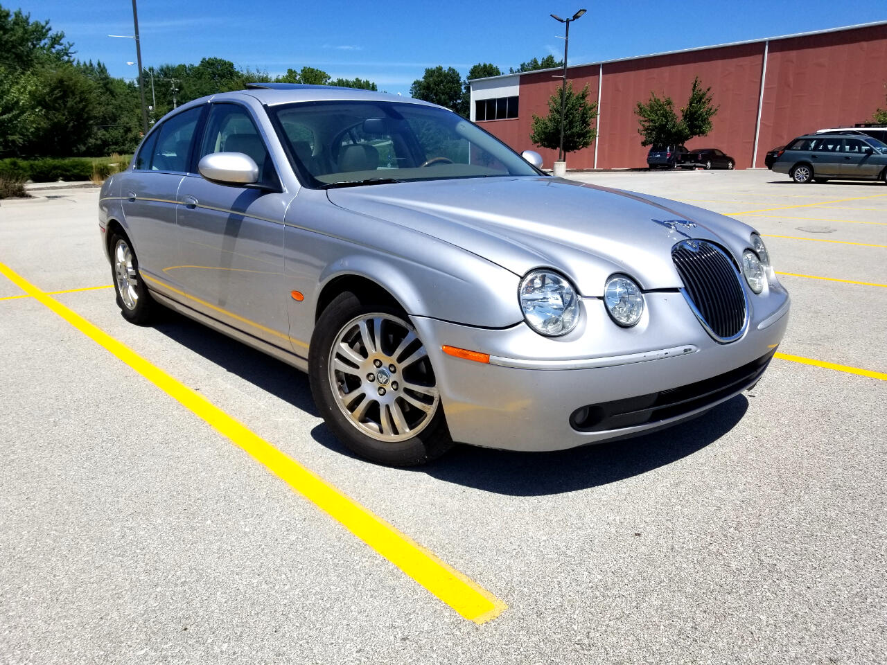 Jaguar S-Type 3.0 2005