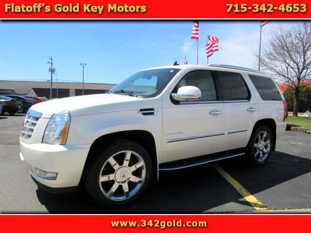 Cadillac Escalade AWD Luxury 2012