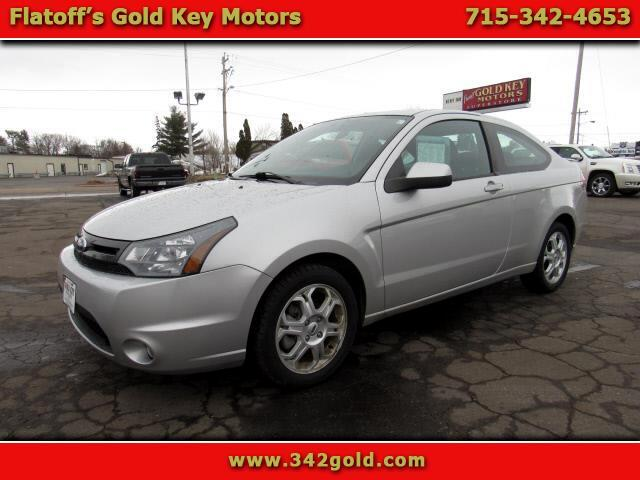 Ford Focus SE Coupe 2009