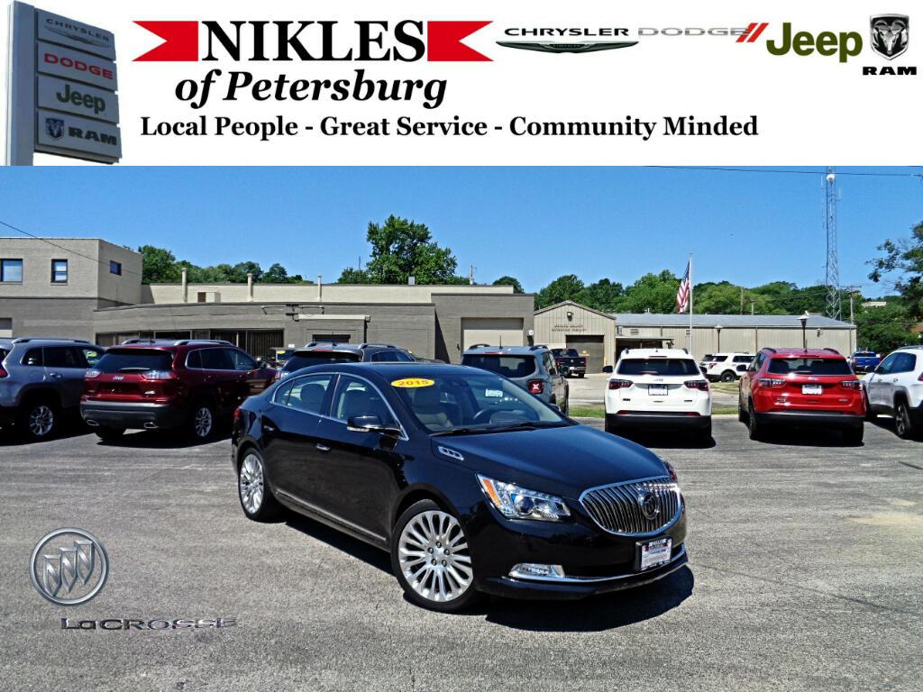 2015 Buick LaCrosse 4dr Sdn Premium 2 FWD