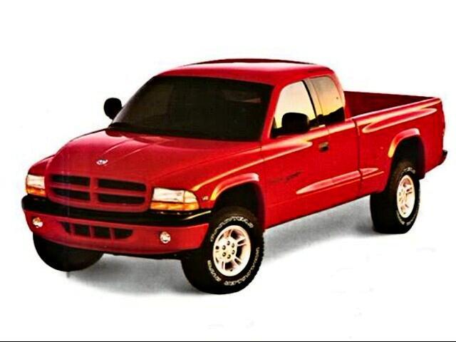 1997 Dodge Dakota CLUB CAB 131WB