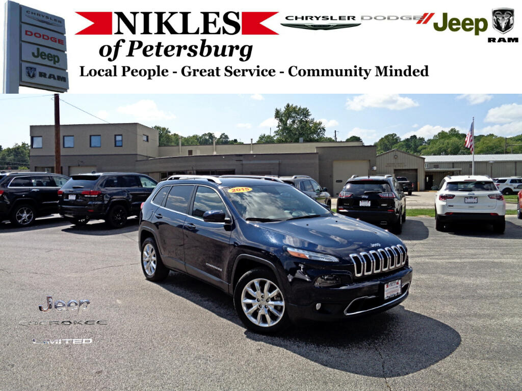 2015 Jeep Cherokee Limited 2WD