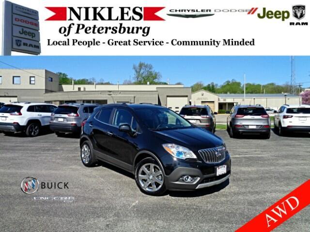 2013 Buick Encore AWD 4dr Premium
