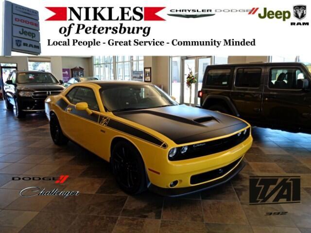 2017 Dodge Challenger R/T SCAT Pack