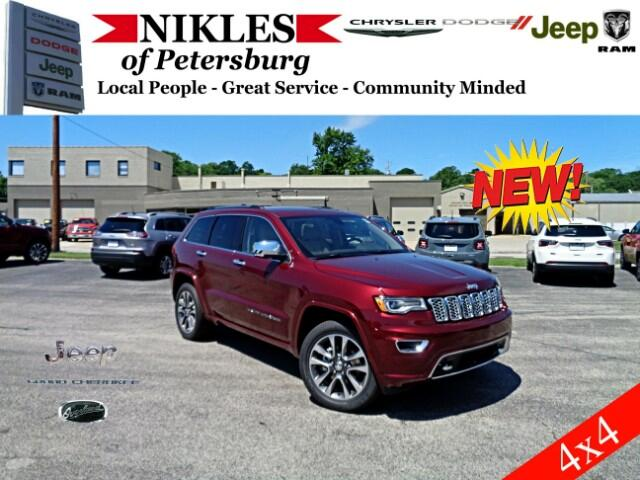 2018 Jeep Grand Cherokee Overland 4WD