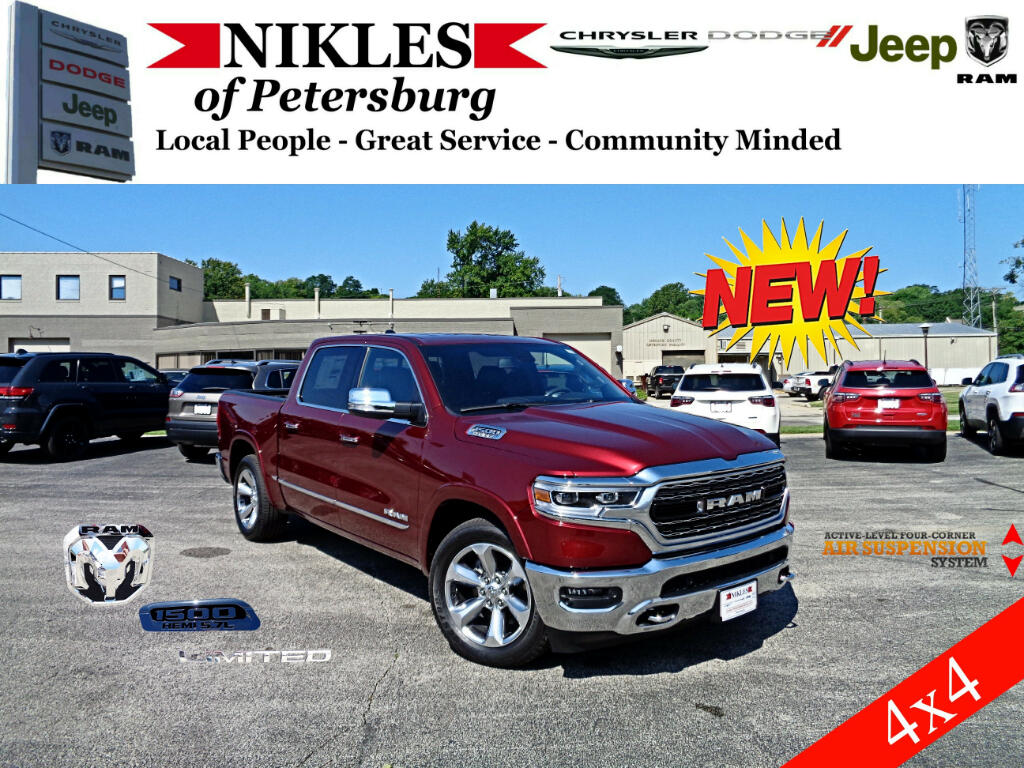 "2019 RAM 1500 Limited 4x4 Crew Cab 5'7"" Box"
