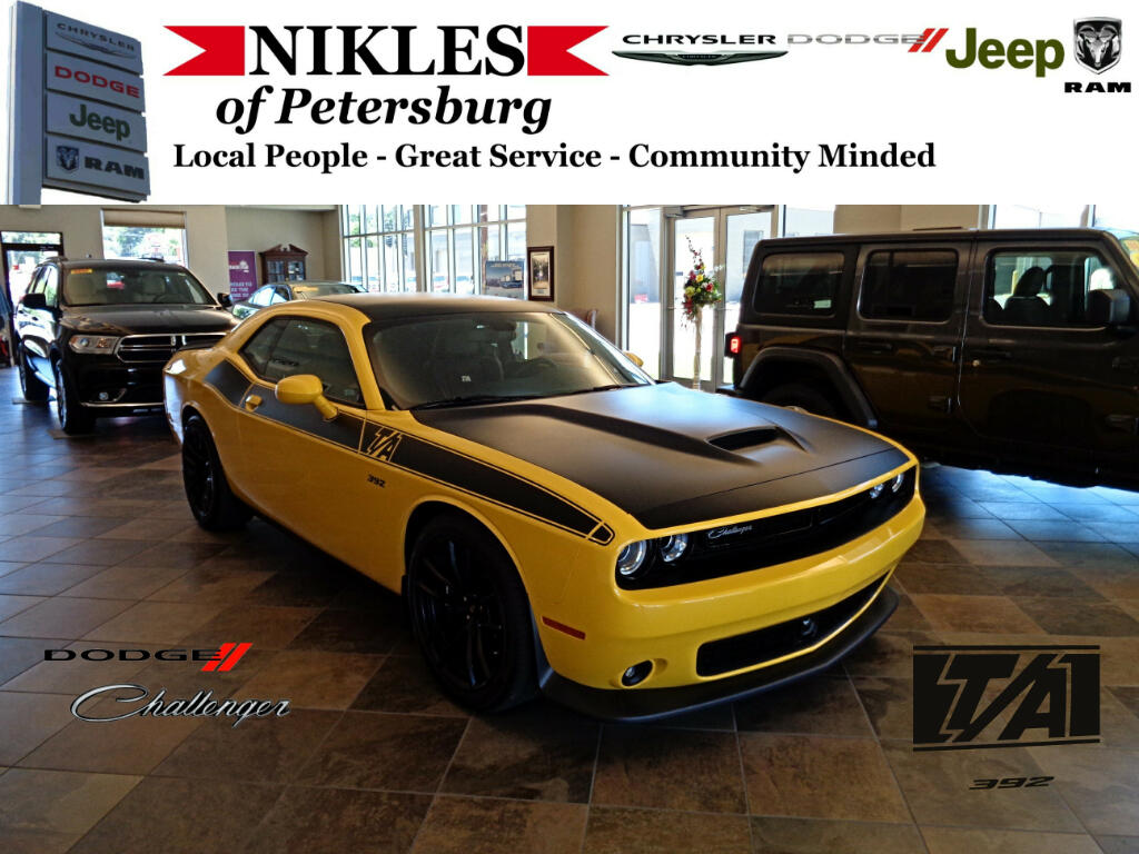 2017 Dodge Challenger T/A 392 Coupe