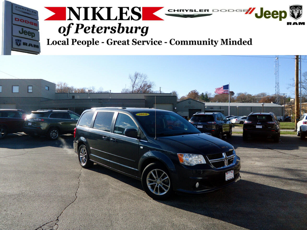 2014 Dodge Grand Caravan SXT 30TH ANNIVERS
