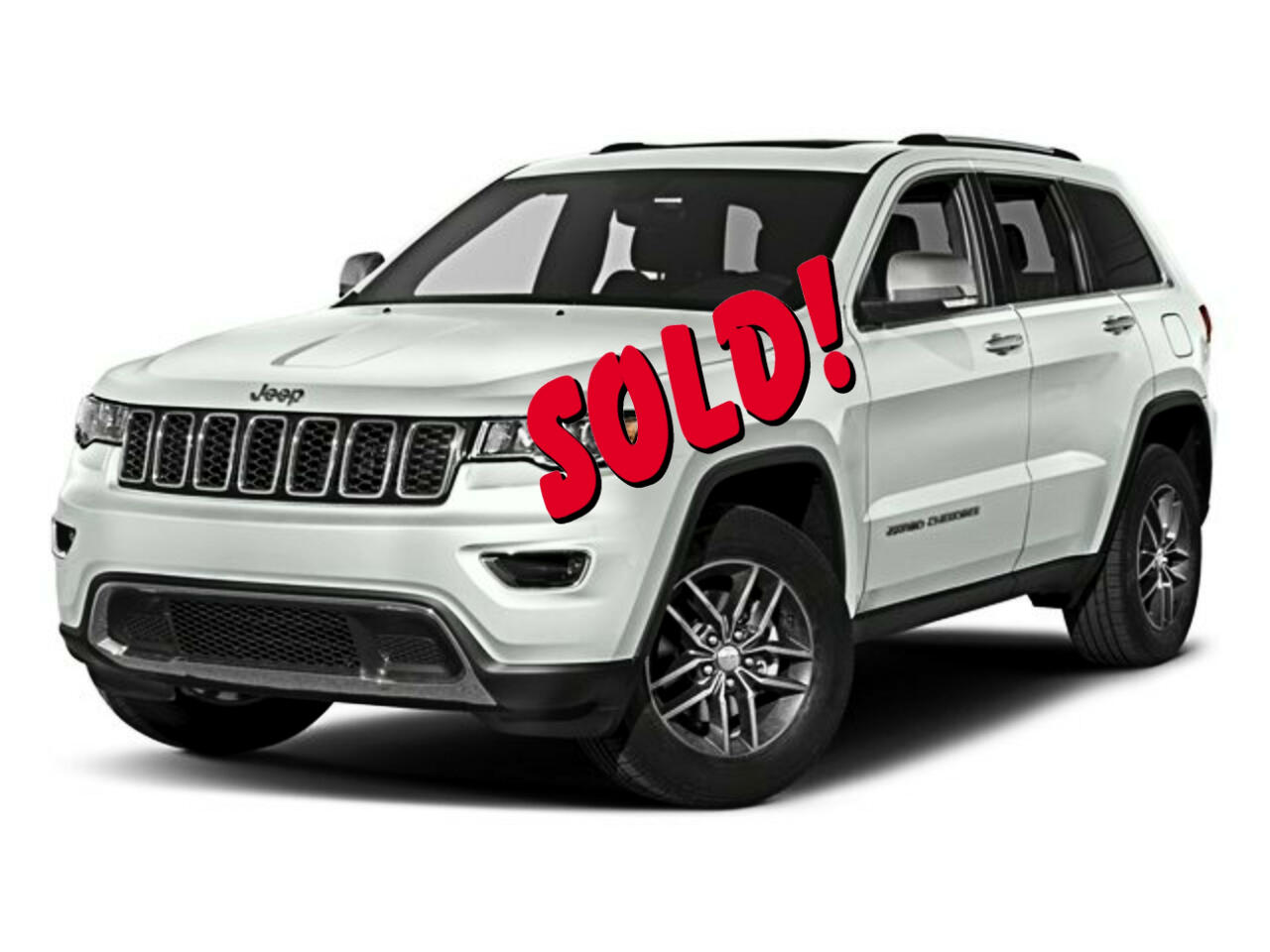 2018 Jeep Grand Cherokee 4WD 4dr Altitude