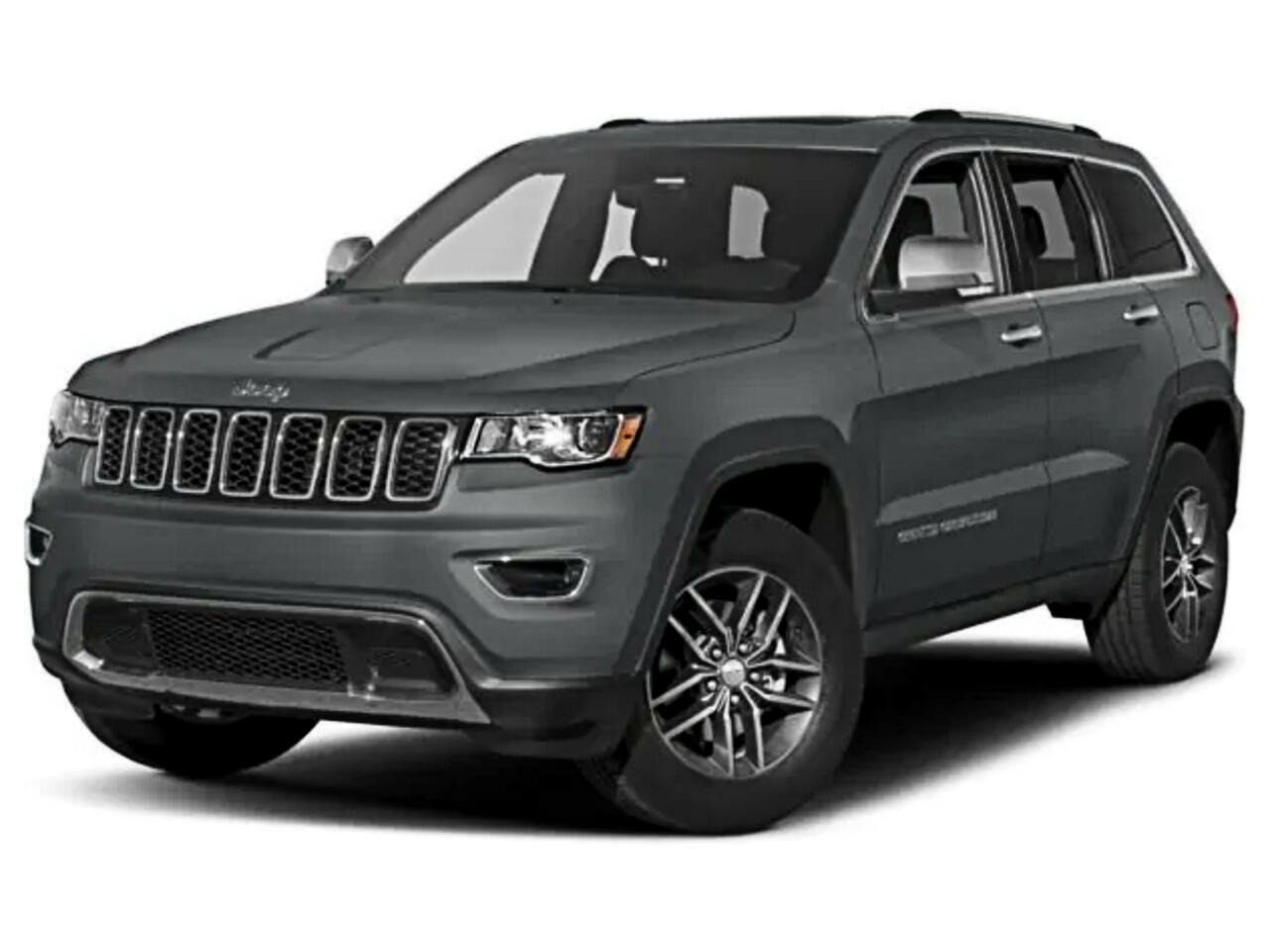 2018 Jeep Grand Cherokee 4dr Limited 4WD