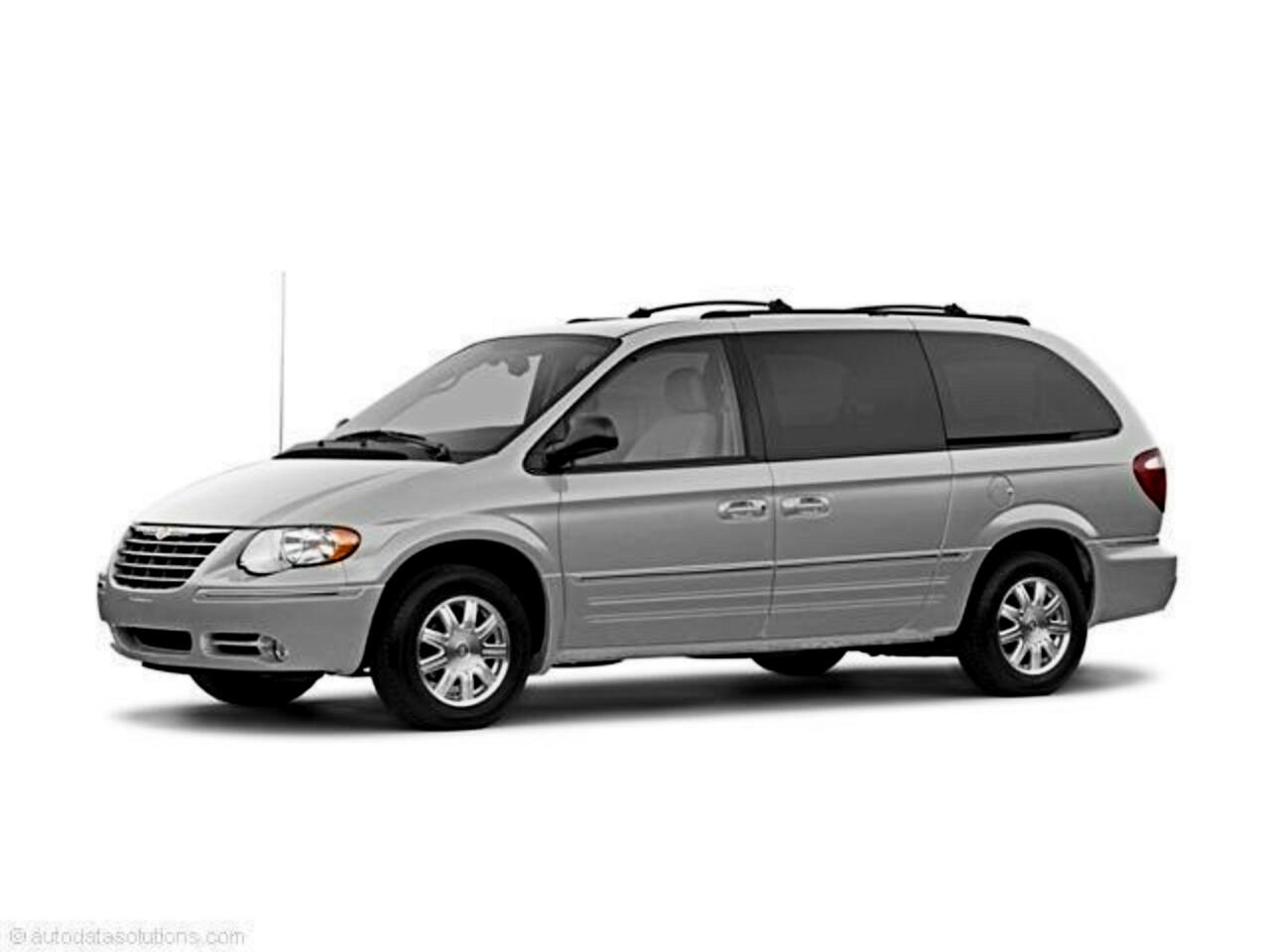 2007 Chrysler Town & Country LWB 4dr Touring