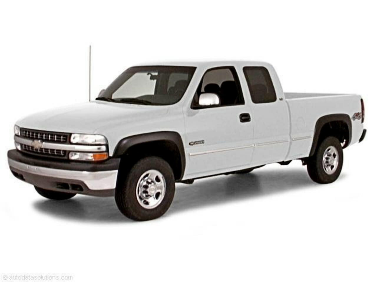 2000 Chevrolet Silverado 2500 3dr Ext Cab 143.5