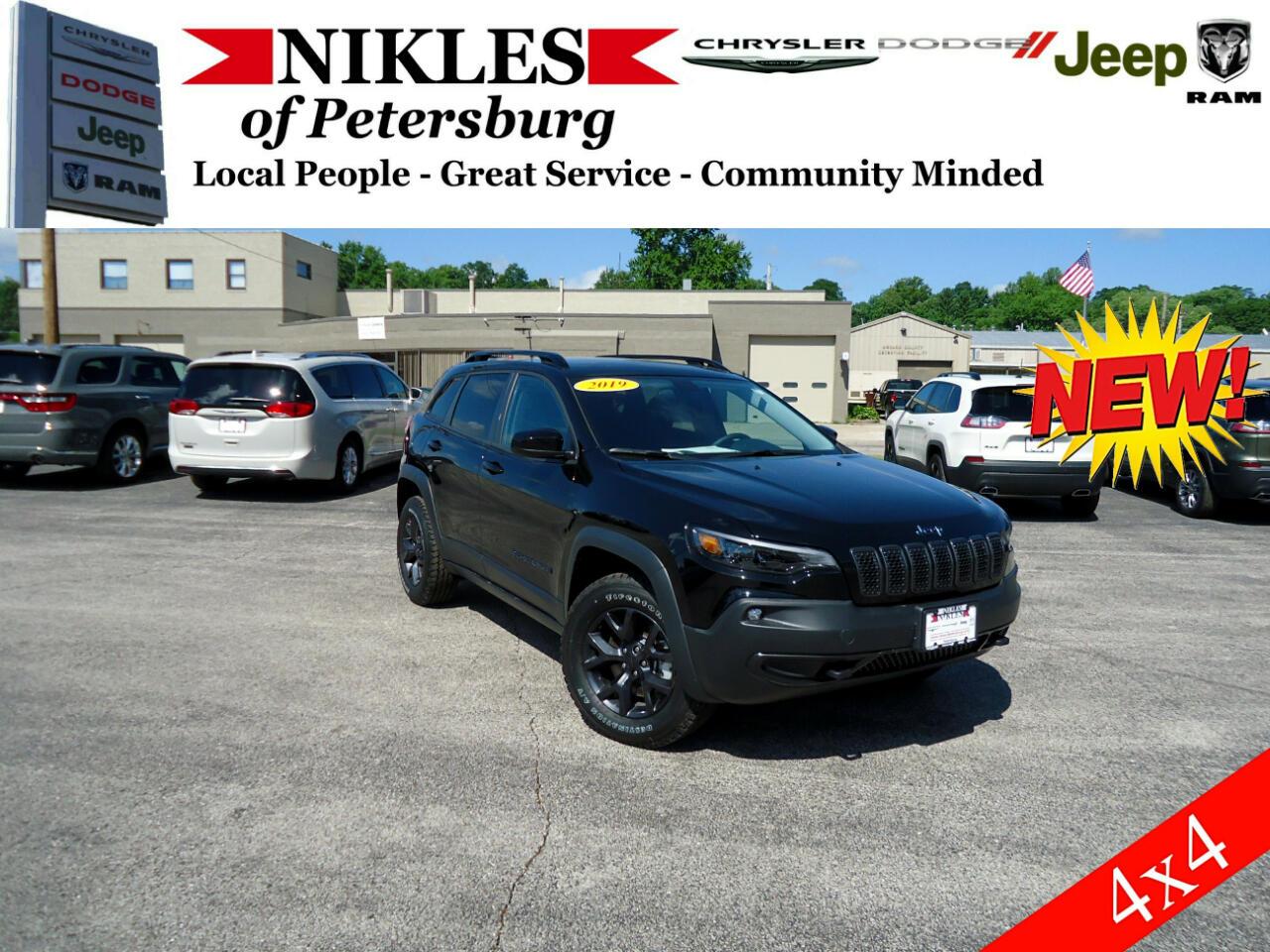 2019 Jeep Cherokee Upland 4x4