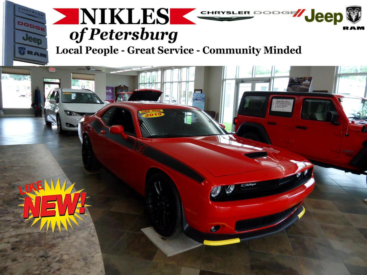 2019 Dodge Challenger 2dr Cpe R/T