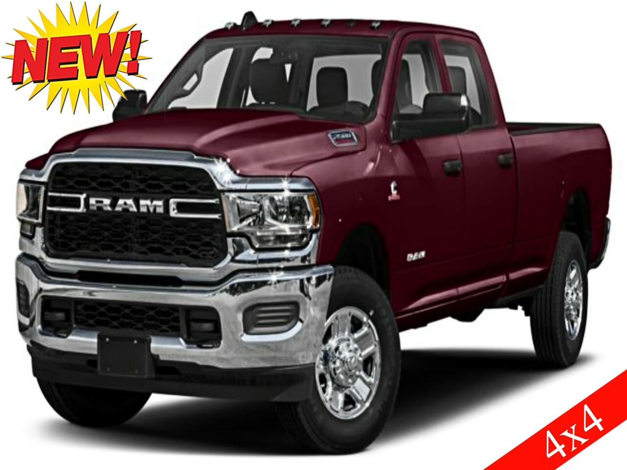 "2019 RAM 2500 Laramie 4x4 Crew Cab 6'4"" Box"