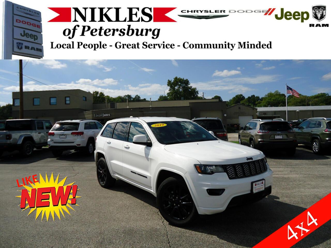 Jeep Grand Cherokee 4WD 4dr Altitude 2019