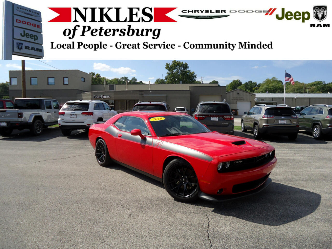 Dodge Challenger T/A Coupe 2019