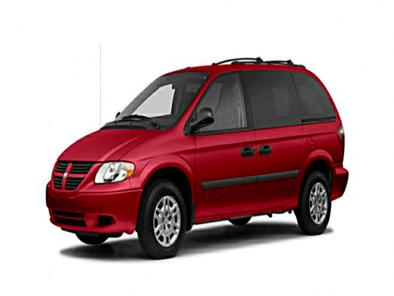 Dodge Caravan 4dr SXT 2005