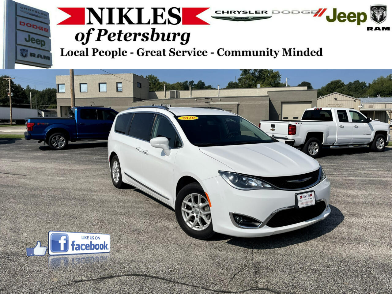 Chrysler Pacifica Touring-L FWD 2020