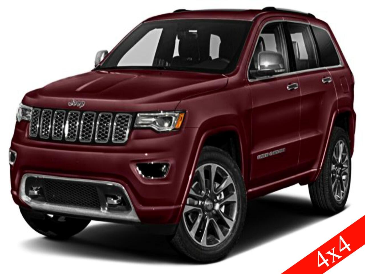 Jeep Grand Cherokee Overland 4x4 2020