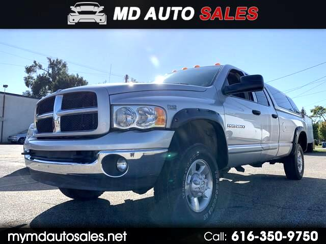 2003 Dodge Ram 2500 Laramie Quad Cab Long Bed 4WD