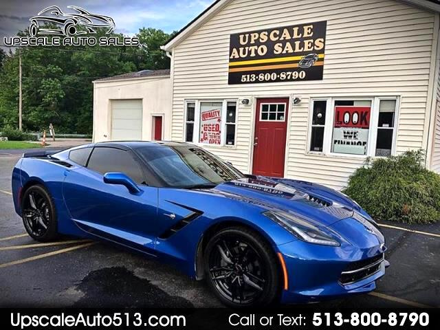 2015 Chevrolet Corvette 2LT Coupe Automatic