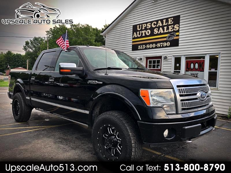 2009 Ford F-150 PLATINUM SuperCrew 6.5-ft Bed 4WD