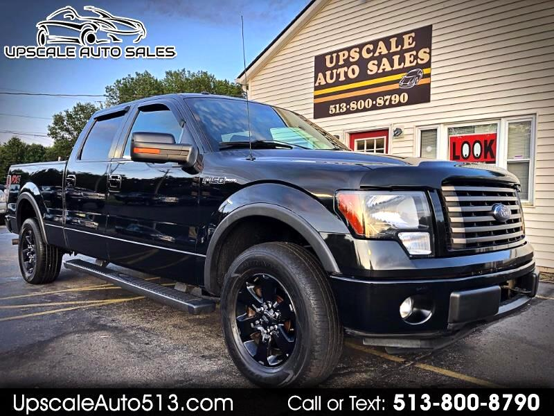 2012 Ford F-150 FX4 SuperCrew 6.5-ft Box 4WD