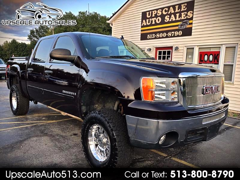 2009 GMC Sierra 1500 Work Truck Short Bed 4WD