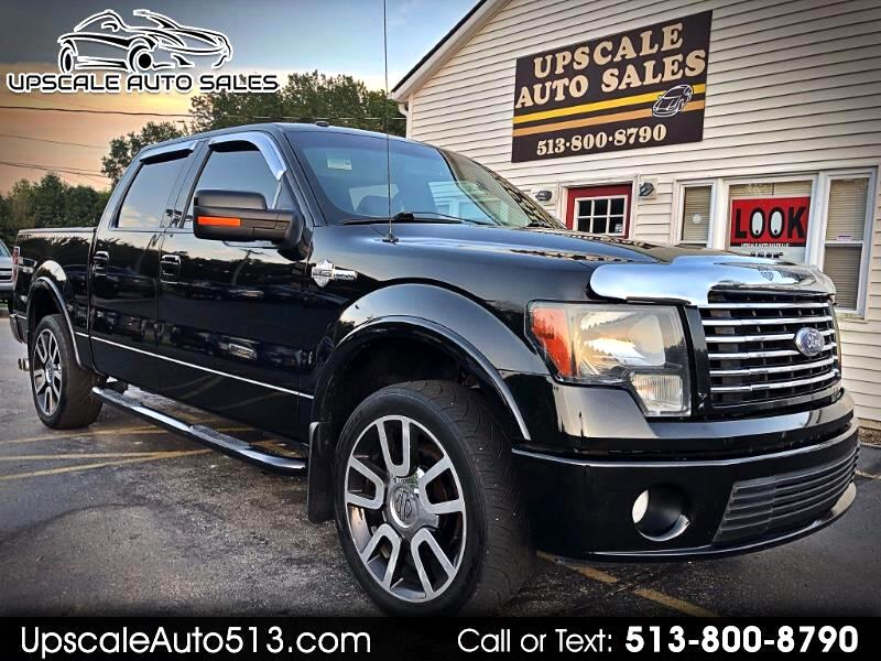 2010 Ford F-150 Harley Davidson SuperCrew 4WD