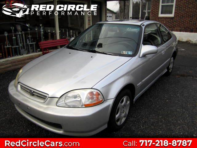1998 Honda Civic EX coupe