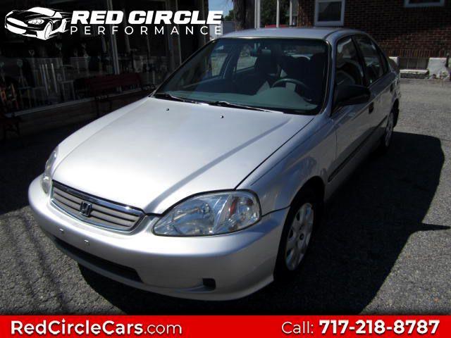 1999 Honda Civic LX sedan