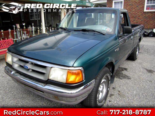 1996 Ford Ranger XL Reg. Cab Short Bed 2WD